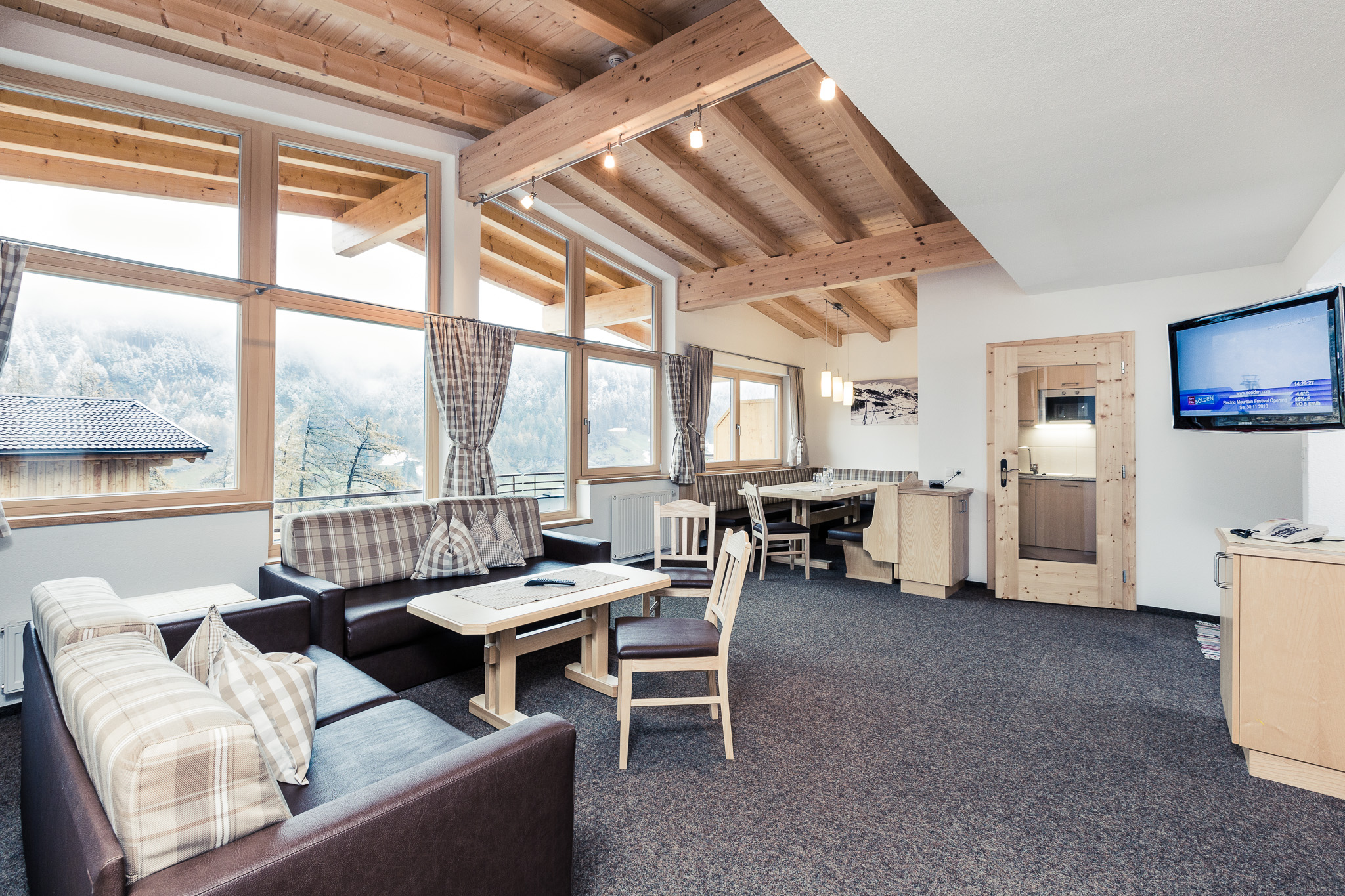 Appartement in Soelden
