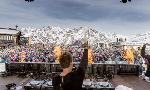 electric mountain festival soelden