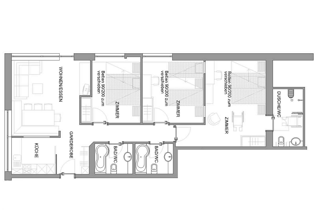 Appartements Leni Timmelsjoch